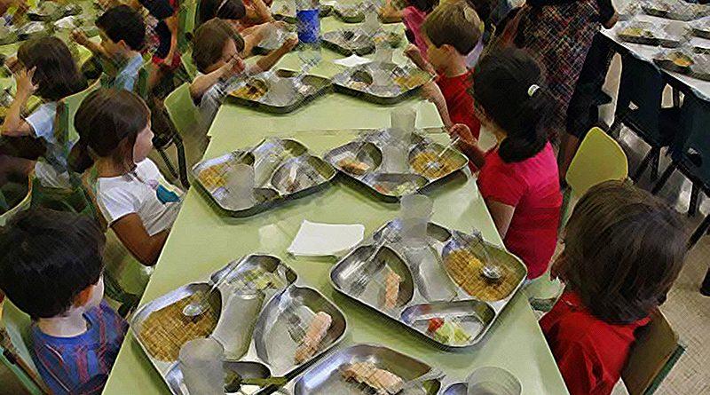 Cuatro nuevos colegios estrenar n comedor escolar el for Curso cocinero comedor escolar