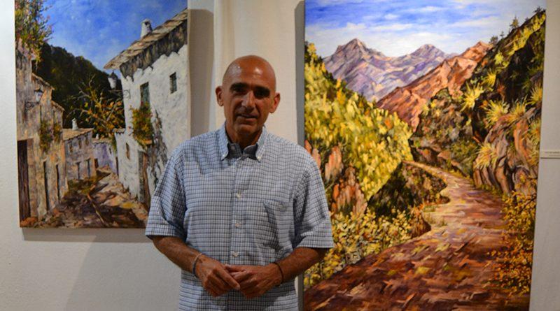 Juan jos barrero expone en z calo arte su paseo por - Granada barrero ...
