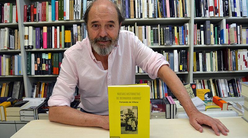 Fernando de villena presenta en librer a picasso las nuevas historietas de bernando ambroz - Libreria picaso granada ...